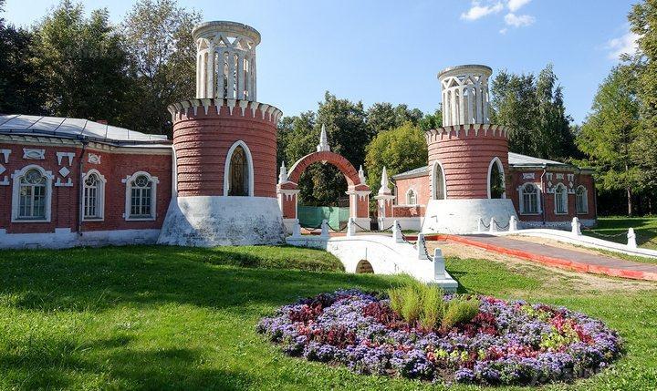 Воронцовский парк в москве, фото